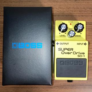 ボス(BOSS)のBOSS SUPER OverDrive SD-1 中古(エフェクター)