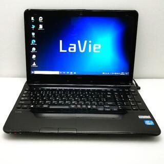 NEC - NEC ノートパソコン LaVie グロスブラック WEBカメラ