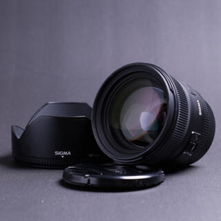 SIGMA - SIGMA 50mm f1.4 EX DG HSM キャノンEFマウント