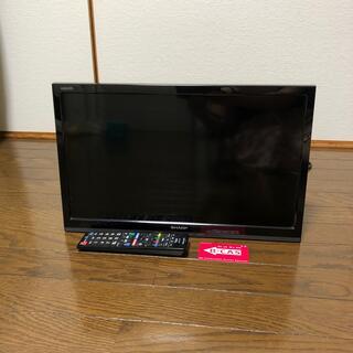 AQUOS - 液晶テレビシャープSHARPAQUOS 19インチ 2017年製