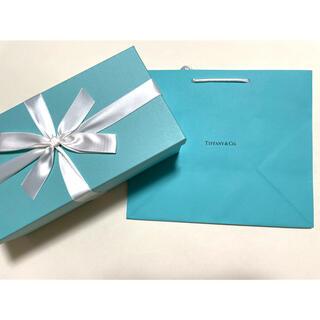 Tiffany & Co. - ティファニー   ブルーボックス マグカップペア