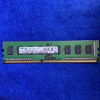 SAMSUNG - Samsung 4GB PC3-12800 DDR3 1600Mhz DIMM