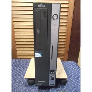 フジツウ(富士通)の【整備済】富士通 ESPRIMO D530/A 32bitOS SCSI(デスクトップ型PC)