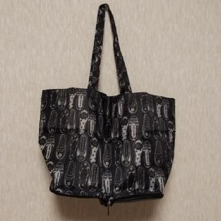 マリークワント(MARY QUANT)のマリークワント ポータブルバッグ エコバッグ  未使用品【訳あり品】(エコバッグ)