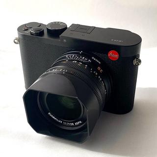 LEICA - LEICA Q Typ116 ブラック