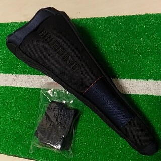 BRIEFING - ブリーフィングゴルフ 美品 ユーティリティ用ヘッドカバー ディープシー