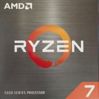 Ryzen7 5800X 新品未開封品