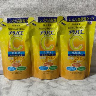 ロート製薬 - メラノCC 薬用しみ対策化粧水 しっとりタイプ つめかえ用 170ml(つ…