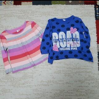 ベビーギャップ(babyGAP)の女の子まとめ売り90(Tシャツ/カットソー)