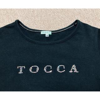 TOCCA - ☆TOCCA☆ トッカ ロゴ ロンT 130cm