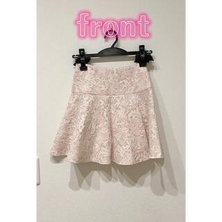 セシルマクビー(CECIL McBEE)のミニスカート ピンク(ミニスカート)