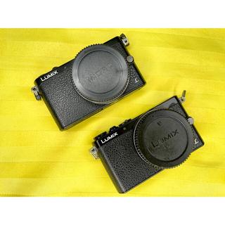 Panasonic - Pasonic LUMIX DMC−GM1 2台セット 付属品有り
