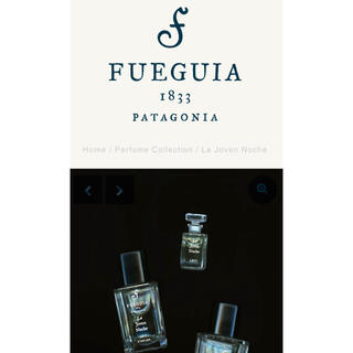 L'Artisan Parfumeur - FUEGUIA  La Joven Noche PURA ESENCIAフエギア