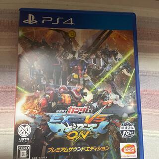 バンダイナムコエンターテインメント(BANDAI NAMCO Entertainment)の機動戦士ガンダム EXTREME VS. マキシブーストON プレミアムサウンド(家庭用ゲームソフト)