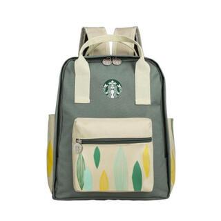 Starbucks Coffee - 【台湾限定】スターバックス 保冷バッグ リュック