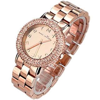 マークバイマークジェイコブス(MARC BY MARC JACOBS)の【美品】MARC BY MARC JACOBS 腕時計(腕時計)