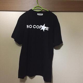ソフ(SOPH)の【限定】no coffee × firstorder Tシャツ L ノーコーヒー(Tシャツ/カットソー(半袖/袖なし))