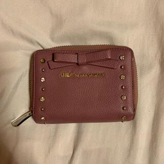 ジルバイジルスチュアート(JILL by JILLSTUART)の折りたたみ財布 JILL BY JILLSTUART(財布)