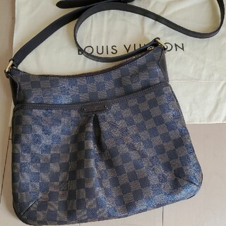 LOUIS VUITTON - イタリア購入 正規品 ルイヴィトン ダミエ ブルームズベリー PM