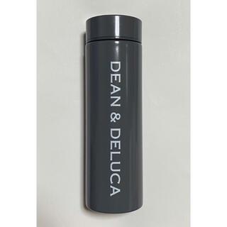 ディーンアンドデルーカ(DEAN & DELUCA)のDEAN & DELUCA ステンレスボトル チャコールグレー 新品未使用(タンブラー)