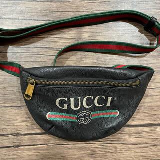 Gucci - Gucci スモールベルトバッグ 正規品 中古