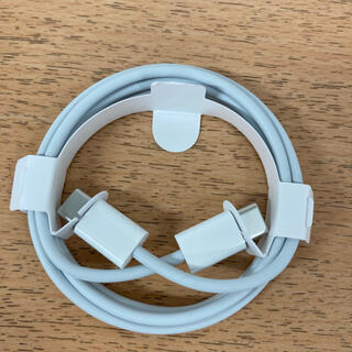 Apple - Apple純正品 USB-C充電器ケーブル