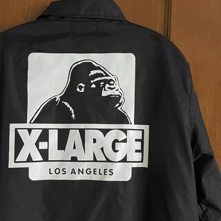 XLARGE コーチジャケット