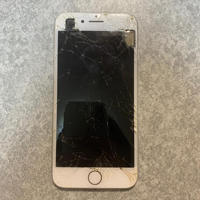 iPhone(アイフォーン)のiPhone7 ジャンク品 部品取りにいかがですか? スマホ/家電/カメラのスマートフォン/携帯電話(スマートフォン本体)の商品写真