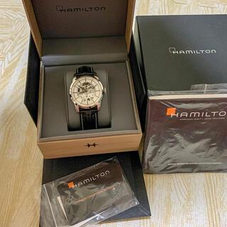 Hamilton - アメリカンクラシック レイルロード スケルトン  H40655731メンズ腕時計