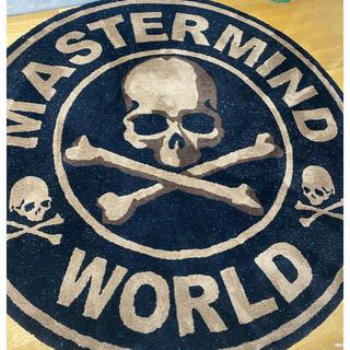 マスターマインドジャパン(mastermind JAPAN)のmastermind Japan ラグマット(ラグ)