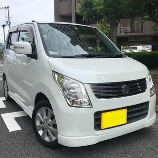 スズキ - ワゴンR リミテッド 令和5年9月1日迄 TV スズキ