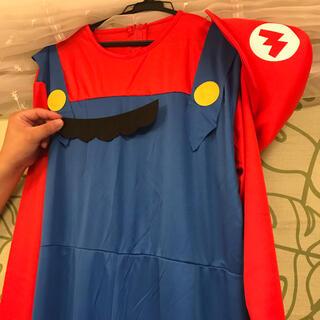 コスプレスーパーマリオ(衣装一式)