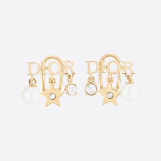 Christian Dior - 24日まで!新作 完売品 DIO(R)EVOLUTION ディオール イヤリング