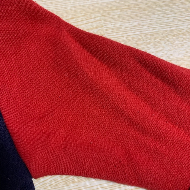babyGAP(ベビーギャップ)のGAPロゴ ボディオール(ベビー) キッズ/ベビー/マタニティのベビー服(~85cm)(ロンパース)の商品写真