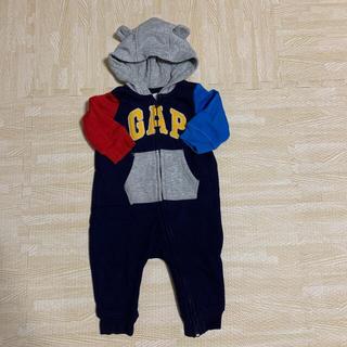 babyGAP - GAPロゴ ボディオール(ベビー)