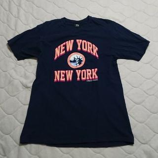 STUSSY - ステューシー STUSSY t-shirt 紺