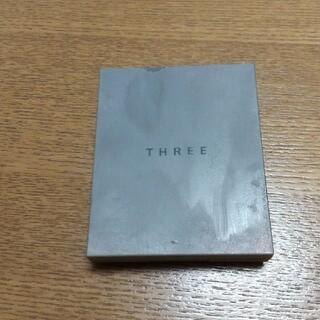 スリー(THREE)のスリー シマリングデュオ02(チーク)