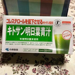 コバヤシセイヤク(小林製薬)のキトサン明日葉青汁(青汁/ケール加工食品)