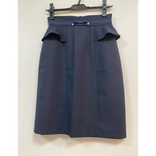 ミッシュマッシュ(MISCH MASCH)のMISCH MASCH  ペプラムタイトスカート(ひざ丈スカート)
