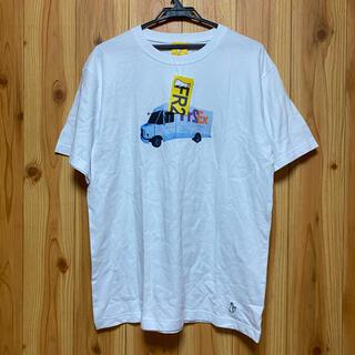 XLARGE - タグ付 未着用 FR2 エフアールツー ロゴプリント Tシャツ
