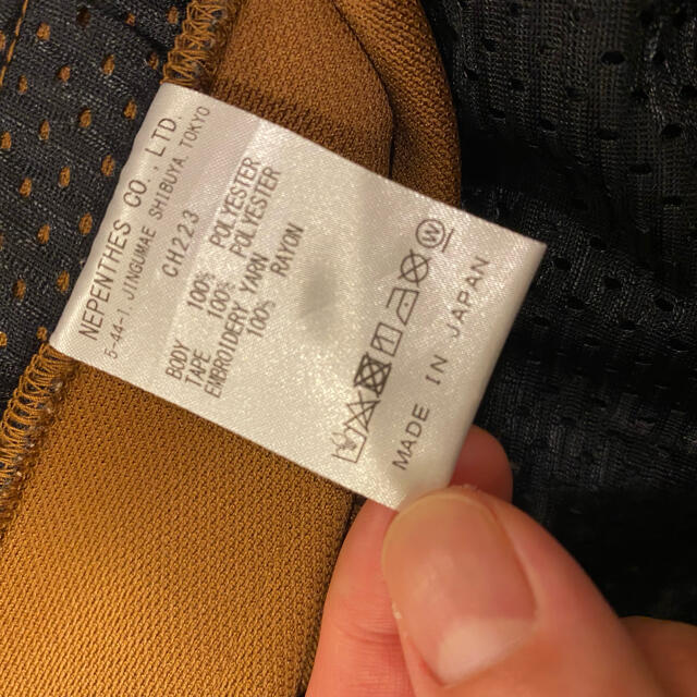 Needles(ニードルス)のneedles トラックパンツ メンズのパンツ(スラックス)の商品写真