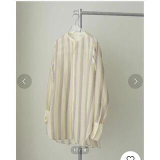 TODAYFUL - TODAYFUL*2021SS マルチストライプシルクシャツ