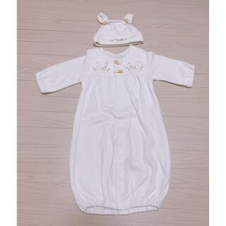 ベビードレス セレモニードレス ロンパース ツーウェイオール50~60(セレモニードレス/スーツ)
