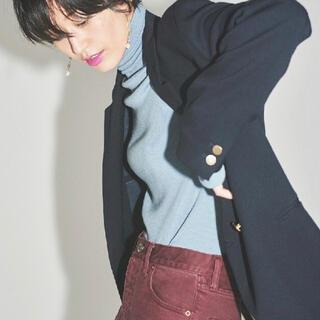ミラオーウェン(Mila Owen)の新品タグ付き ミラオーウェン 金釦ジャケット 金釦ブレザー サイズ0 今期完売(テーラードジャケット)