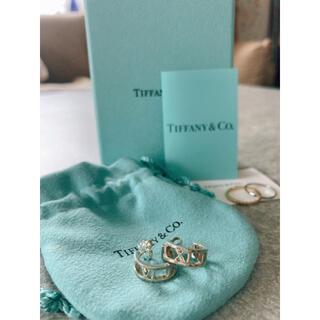 Tiffany & Co. - Tiffany&Co. アトラスピアス❤️ティファニー