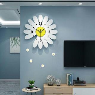 掛け時計 壁掛け時計 壁掛け 北欧 かわいい おしゃれ 夜 寝室 スマート 8