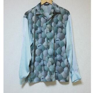 ミルクボーイ(MILKBOY)のMILKBOY ミルクボーイ プリント テニスボール 長袖シャツ(Tシャツ/カットソー(七分/長袖))