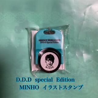 SHINee - コンサートツアーグッズのミノのイラストスタンプです。