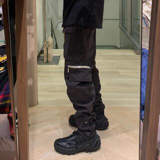 フィアオブゴッド(FEAR OF GOD)のrhude mulch pocket snap cargo pants(ワークパンツ/カーゴパンツ)