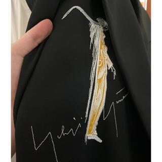 Yohji Yamamoto - 最安値 女優刺繍